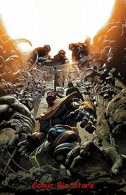Thanos #9 (2017) 1St Printing Bagged & Boarded Marvel