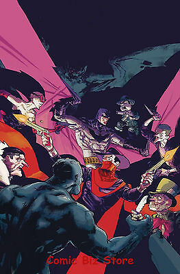 Batman The Shadow #4 (Of 6) (2017) 1St Printing Dc
