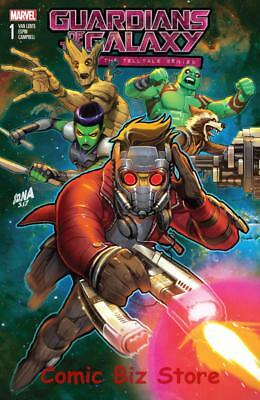 Guardians Of The Galaxy Telltale Series #1 (Of 5) (2017) 1St Printing