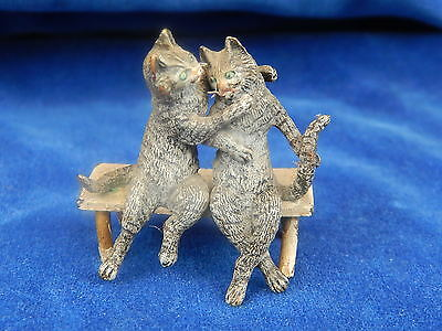 BRONZE DE VIENNE / Bronze of vienna - CHAT / Cat - SUPERBE / Superb - TOP + !