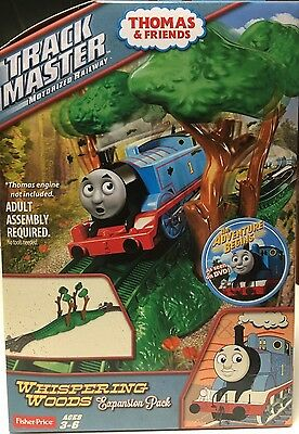 Thomas & Friends TrackMaster Whispering Woods Expansion Pack NIB