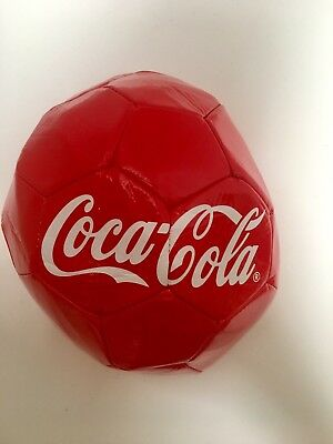 Coca Cola Open Happiness Brand New Soccer Ball