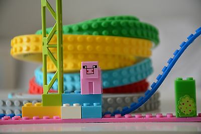1M x Compatible with LEGO Tape Seller FREE P&P Sticky Tape 12 colours!