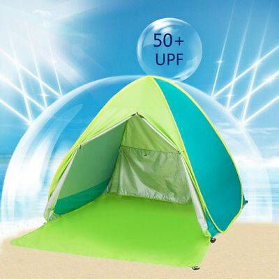 Beach Tent Baby Sun Shade Shelter Automatic Pop Up UV Protection Family Canopy