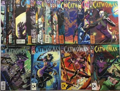 Catwoman #0 to #34 near complete run (1993 DC) 34 x issues