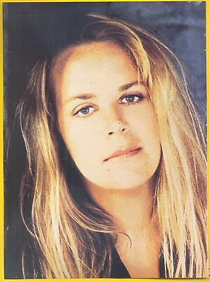 Mary Chapin Carpenter, Country Music Star in 1995 Magazine Print Photo Clipping