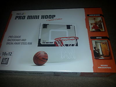 Sklz Pro Mini Basketball Hoop Ring & Backboard  *nib*