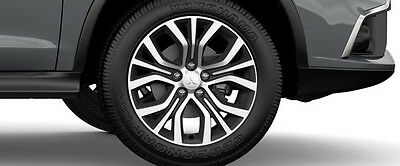 "New 2016 Mitsubishi Asx Or Outlander 18"" Alloy Wheel X1"
