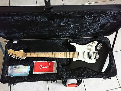2015 Fender American Deluxe Stratocaster Electric Guitar