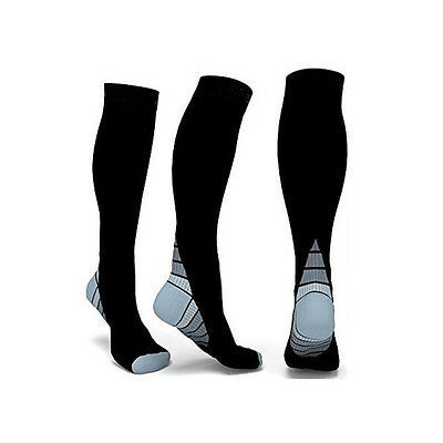 Compression MIRACLE SOCKS for Aching Feet, Varicose Veins, Flight, Travel BP