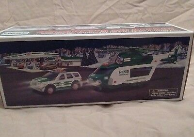 2012 Hess Helicopter And Rescue - New In Box!