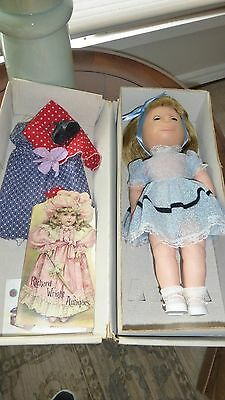 "Vintage 17"" Poor Pitiful Pearl Doll - Brookglad 1958-All Original w/Extras"