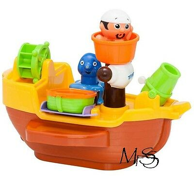 Tomy Pirate Bath Ship  *  Brand New  *  Pirate Ship Bath Water Play