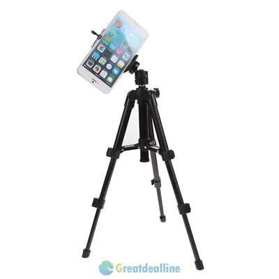 Professional Camera Tripod Phone Stand Holder For iphone / Samsung / HTC / LG