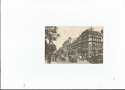 lot 8 cartes postales a circulé de Paris