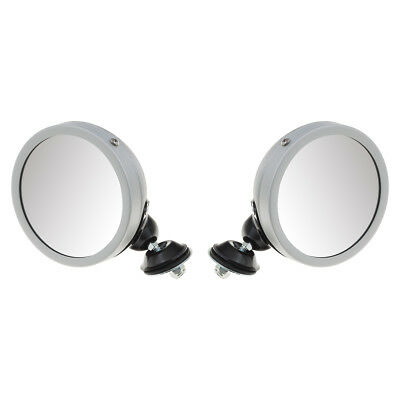 Mazda Mx5 Mk1 2 2.5 1989-05 Raydyot Style Satin Door Mirror Kit Mxv14424