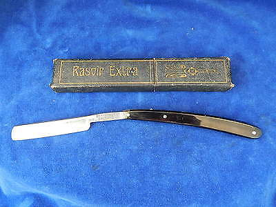 RASOIR / Straight razor - BERTHELOT ORLEANS SOLINGEN - A REPARER / To repair