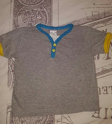 Boys top from Urban Rascals 12-18 months