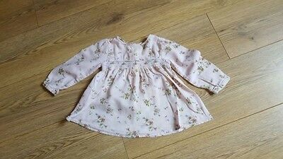 Next girls blouse top 1.5 - 2 years. 18 - 24 months. Beautiful.