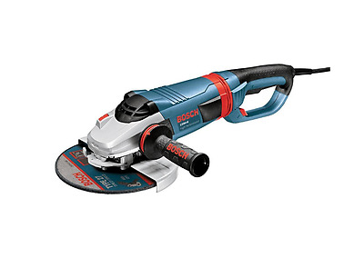 Bosch Angle Grinder, New 15 Amp Corded 9 in, power  tool, 6 switch paddle