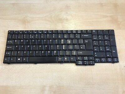 Acer Aspire 5335 5735 5535 8730G 9300 9400 UK Keyboard NSK-AFF0U KB.I1700.006