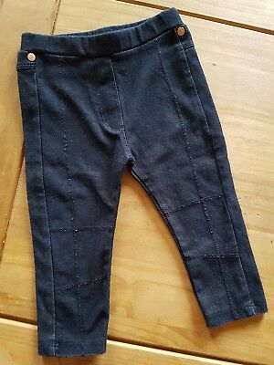 Baby Ted Baker size 9-12 jeans jeggings euc