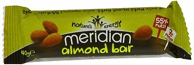 Almond Bar - 40g - Pack of  18