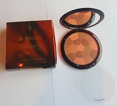 Guerlain Terracotta Light - Sheer Bronzing  Powder # 05 Sun Brunettes - BNIB 10g