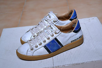 Scarpe DSQUARED N.41,5 Made in Italy Bellissime