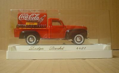 Coca Cola Die Cast 1930 Dodge Pick-up Delivery Truck ~Solido France ~New in Case