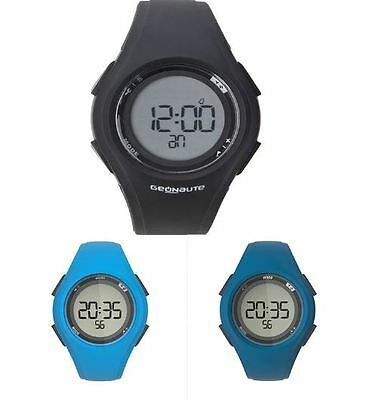 Digital Stopwatch Geonaute Chronometer Timer Sports Watch  Run Mens Digital New