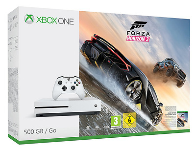 Xbox One S 500GB Console with Forza Horizon 3 - BRAND NEW