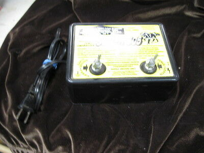 Fi Shock Super 505 SS-505 Electric Shock Fence Energizer Used Works Well