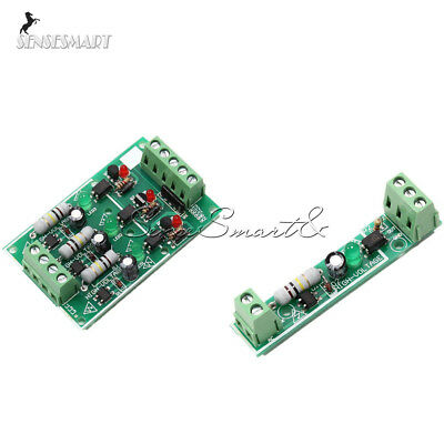 1/3 Channel Bit AC 220V Optocoupler Isolation Module Board Adaptive For PLC