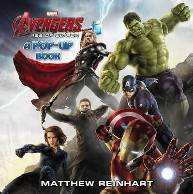 Marvel's Avengers: Age of Ultron: A Pop-Up Book (Marvel the Avengers: Age of U..