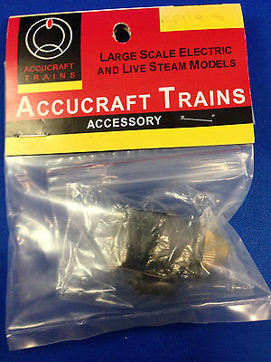 G Scale Accucraft Trains, Clam Shell Stack, AP11-818 - 1:32 SP F5