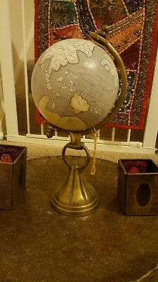 Arabian earth globe