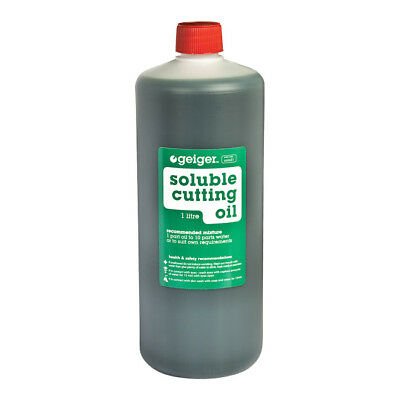 Geiger 1 Litre Soluble Cutting Oil SOLOIL1
