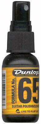 Dunlop - Formula 65 Guitar Polish And Cleaner. Formulated for Optimum Cleaning