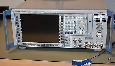 Rohde and Schwarz CMU 200 Universal Radio Communication/RF Analyzer/Generator