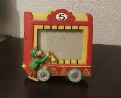 Classic Curious George!  Another picture frame!!! - 1997 by Vandor