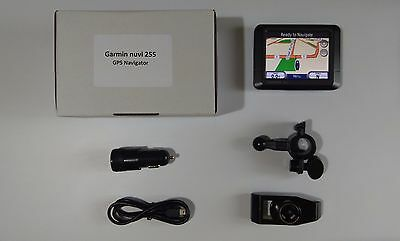 2017 Maps - Garmin nuvi 255 GPS Navigator (GPS for Motorcycle / Bike / Bicycle)
