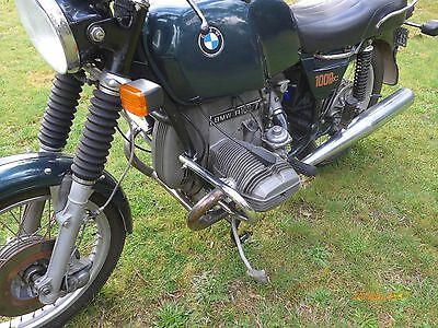BMW  R100/7 1976 Australian delivered