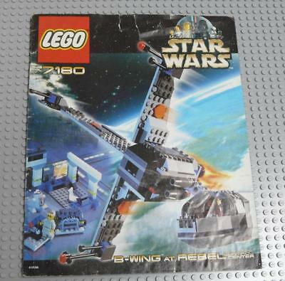 Lego Instructions Manual Book Only 7106 Droid Escape X1pc 565