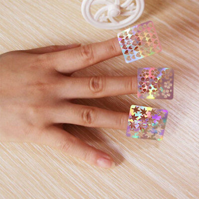 1 Sheets Nail Art Transfer Stickers 3D Manicure Tips Decal DIY Decorations Tool