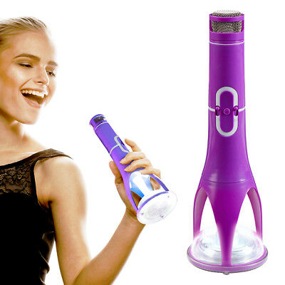 The Rocket Mic Wireless Singing Machine in Purple, Only at Toys R Us