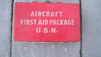 U.S.Navy Aircraft First Aid Package