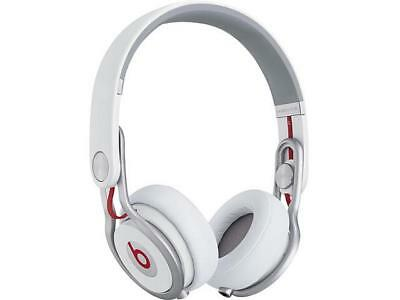 Beats by Dr. Dre White MH6N2AM/A 3.5mm Connector On-Ear High Performance Profess