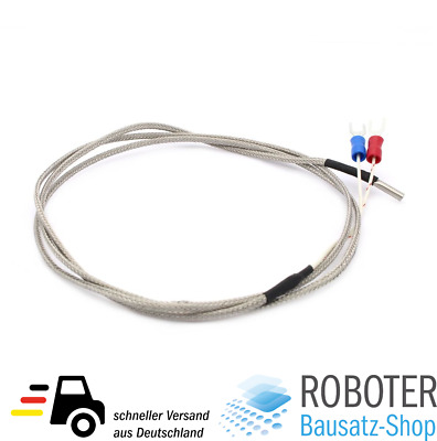 K-type Temperatur Sensor Thermocouple RepRap 3D Drucker