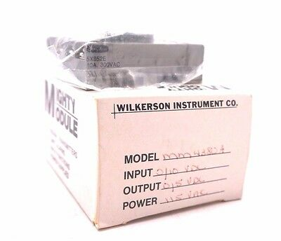 New Wilkerson  Mighty Module Mm4380A Transmitter